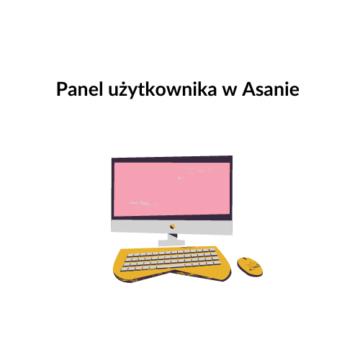 Jak ogarnąć panel użytkownika w Asanie?