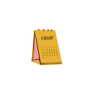 Kalendarz rodzinny w Asanie