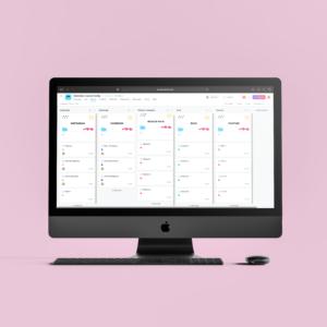 pakiet kalendarz social media